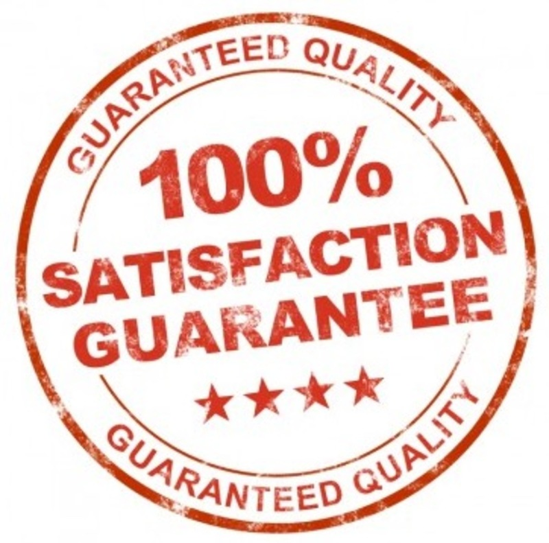 customer satisfaction | Guaranteed Quality | Satisfaction Guarantee